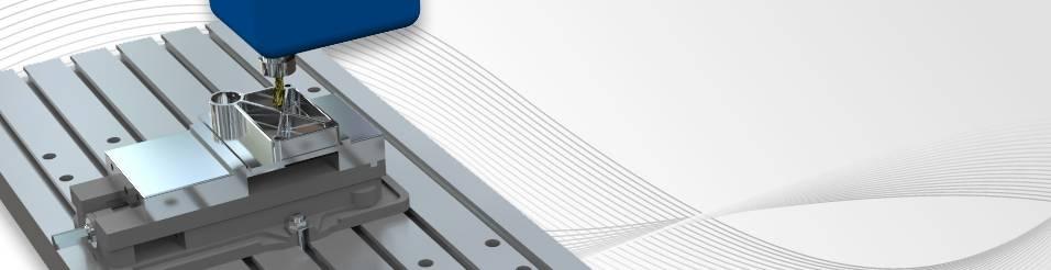 CAD / CAM-Software Mühle OneCNC