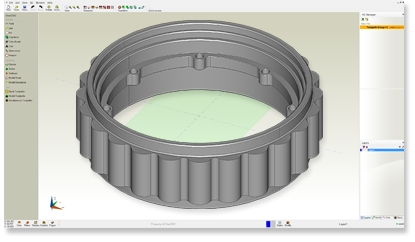 CAD / CAM WireEDM Software OneCNC