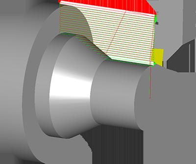 的CAD / CAM軟件車床OneCNC